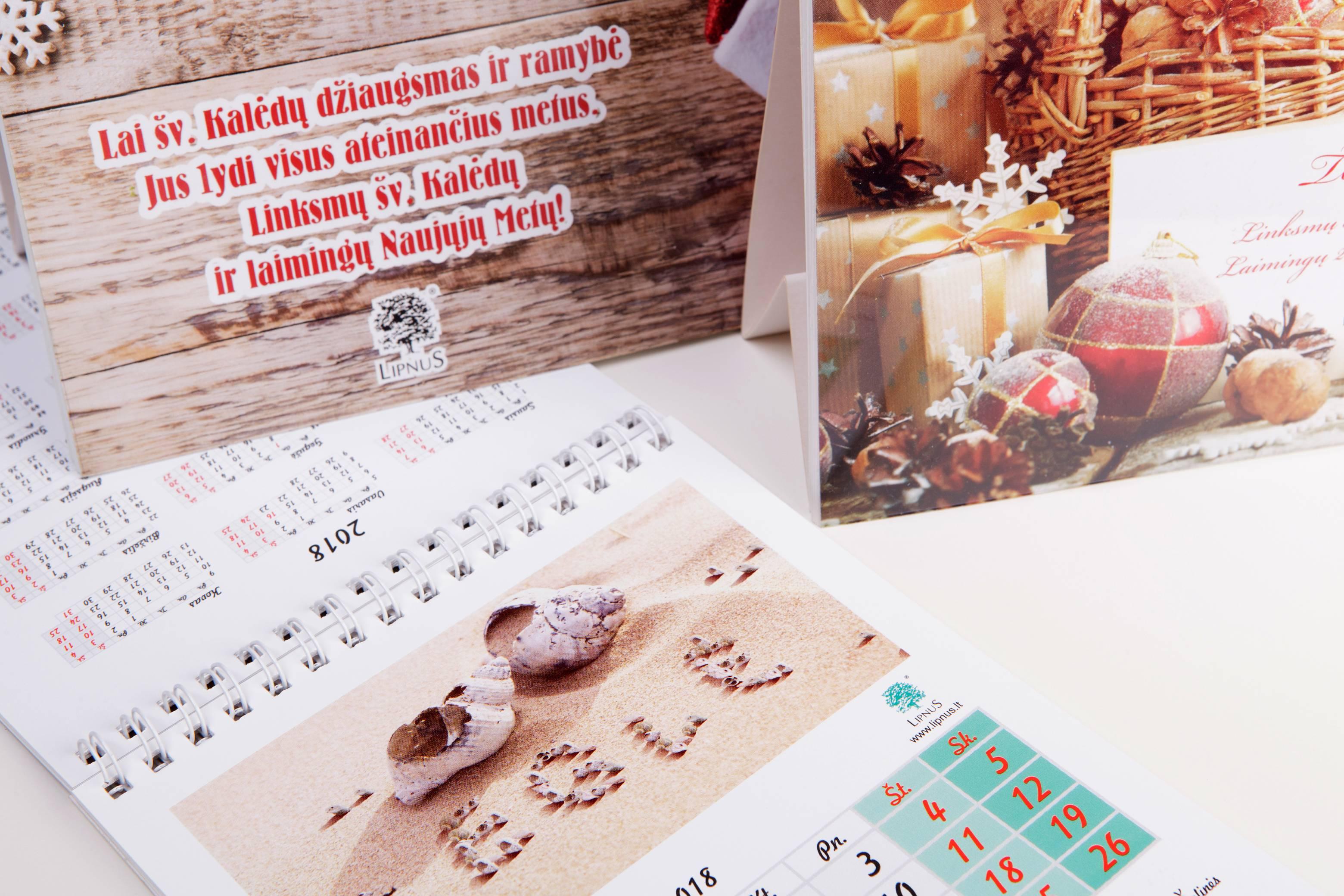 Lipnus kalendoriai